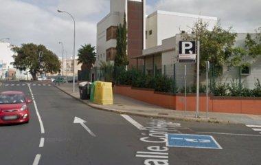 IC – Nuevos Juzgados - Städteparken Las Palmas