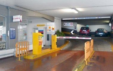 Garage Europa - Städteparken Venedig