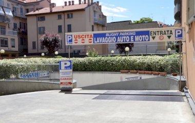 Bligny - Städteparken Mailand