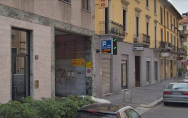 Garage Paullo - Städteparken Mailand