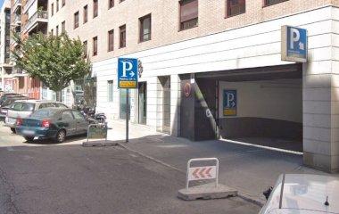 IC – Alenza – Ponzano - Städteparken Madrid