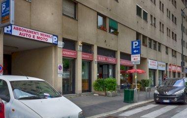 Garage Eminence - Städteparken Mailand