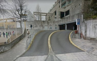 Parque Visconde do Raio - Städteparken Braga