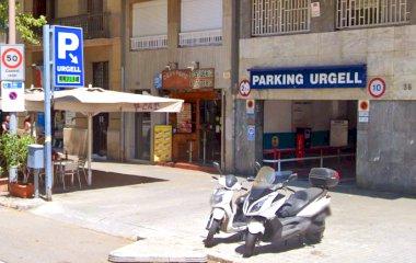 COEN Urgell - Städteparken Barcelona