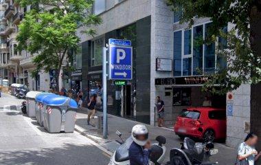 COEN Windsor - Städteparken Barcelona