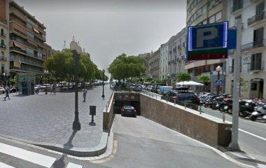 Rambla Nova – Parking Balcó del Mediterrani - Städteparken Tarragona