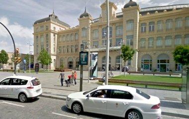 Demave Valet Estación AVE Lleida - Städteparken Lleida
