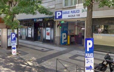 Garaje Alcalá 108 - Städteparken Madrid