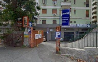 Park&Go Mario Rapisardi – Stazione Notarbartolo - Städteparken Palermo