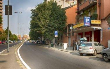 Joe Gomme - Städteparken Mailand