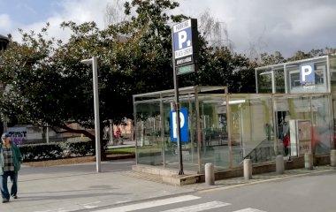 APK2 Plaza de Europa - Städteparken Gijón