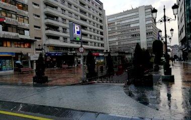 APK2 Plaza Longoria Carbajal - Städteparken Oviedo