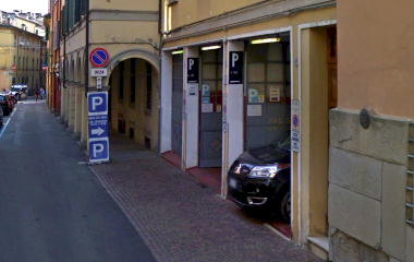 Autorimessa Garage degli  Angeli - Städteparken Bologna