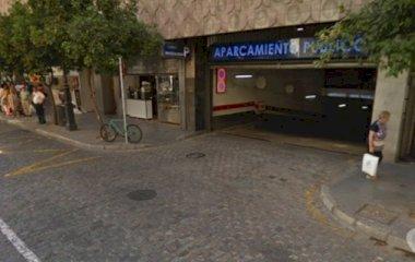 APK2 Aparcamiento Magdalena - Städteparken Sevilla