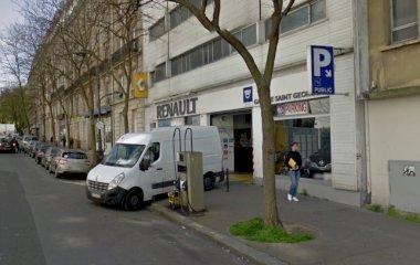 Garage Saint Georges - Städteparken Paris