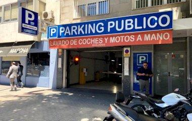 Sor Ángela de la Cruz - Städteparken Madrid