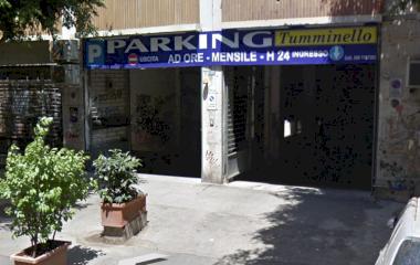Tumminello Via M.D'Azeglio - Städteparken Palermo