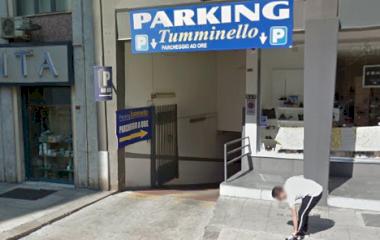 Tumminello Via Roma - Städteparken Palermo