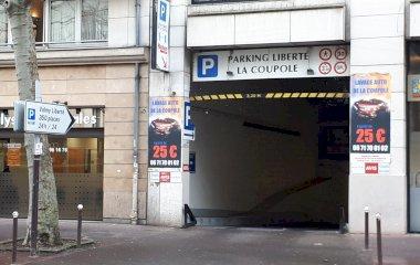 Valmy Liberté - Städteparken Paris