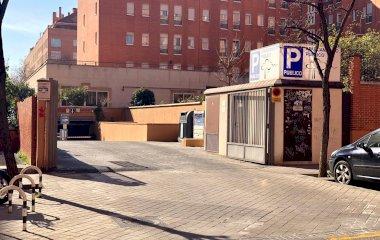 Los Nogales Pacífico - Städteparken Madrid