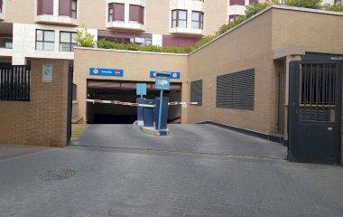 Los Nogales Pontones - Städteparken Madrid
