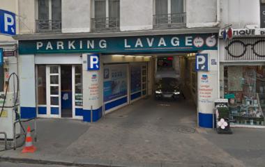 Parc Saint-Antoine Bastille - Städteparken Paris