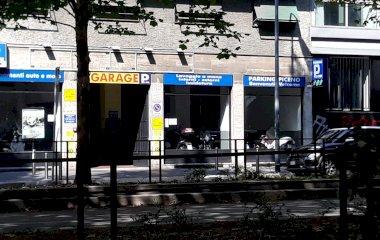 New Garage Piceno - Städteparken Mailand