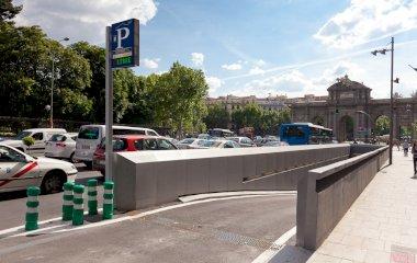 Serrano Retiro - Städteparken Madrid