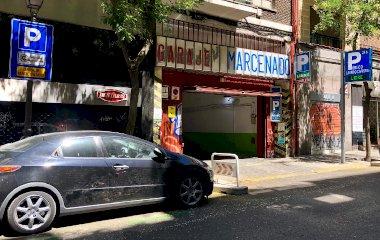 Garaje Marcenado – Conde Duque – Valet interior - Städteparken Madrid