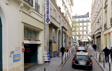 41 Rue du Sentier - Städteparken Paris