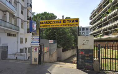 Garage Carrozzeria di Trani Amleto - Städteparken Rom