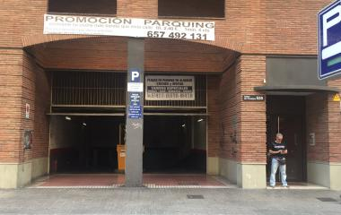 Rasina House – Dos de Maig - Städteparken Barcelona
