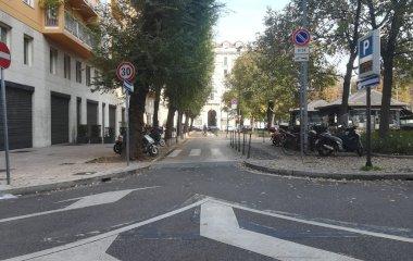 Risorgimento Nord - Städteparken Mailand