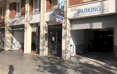 Riera Blanca - Städteparken Barcelona