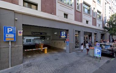 Doctor Cortezo 10 - Städteparken Madrid