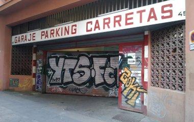 Carretas 45 - Städteparken Barcelona
