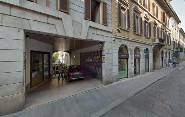 ParkingCar Brera - Städteparken Mailand