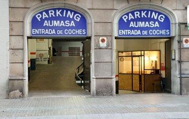 Aumasa - Städteparken Barcelona