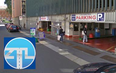 Car Central Parking - Städteparken Mailand