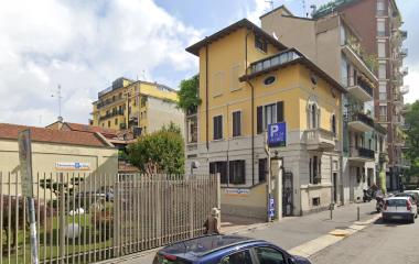 Sansovino Parking - Städteparken Mailand