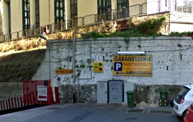 Garage Leone - Städteparken Salerno