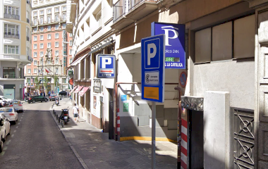 APK2 Gran Via – Isabel la Católica - Städteparken Madrid