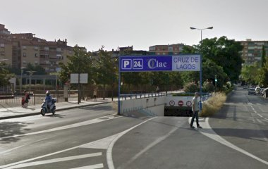 Cruz de Lagos - Städteparken Granada