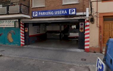 Usera - Städteparken Madrid