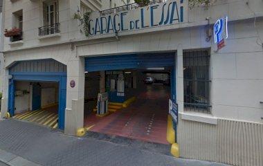 Garage de l'Essai - Städteparken Paris