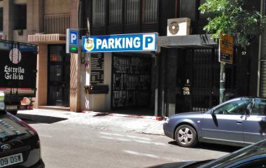 Premier Ponzano – Río Rosas - Städteparken Madrid