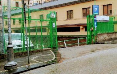 Autorimessa Parcheggio Lavaggio DI&SE - Städteparken Salerno