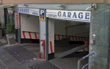 Garage Napoli Centro - Städteparken Neapel