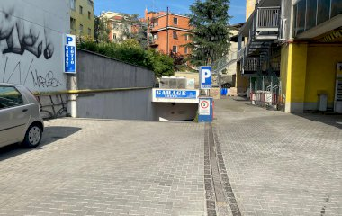 Fiera San Siro - Städteparken Mailand