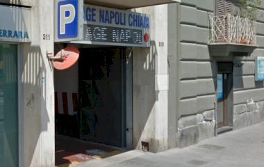 Garage Napoli Chiaia - Städteparken Neapel